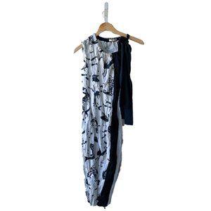 Prada Mermaid Midi Dress